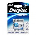 Energizer Ultimate Lithium Batterien Set 4 Stück AAA