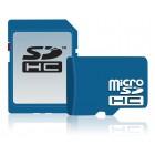 SD-Karte / microSD-Karte für Autokameras -       16 - 256 GB