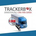 Trackerbox-Erweiterung: CAN / FMS / OBD