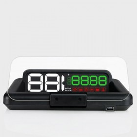 TiProHUD-C500 Head Up Display mit OBD-2 Anschluss