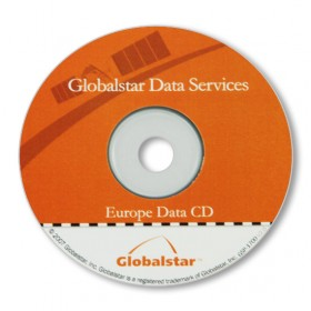 Globalstar Qualcomm GPS-1700 - Data Service CD