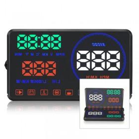 TiProHUD-M9 mit OBD-2 und Aufsteck-Screen