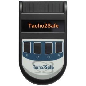 Tacho2Safe für manuelles Auslesen
