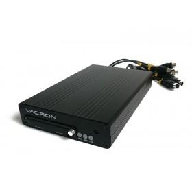 4-8 Kanal HD-Recorder für Fahrzeuge