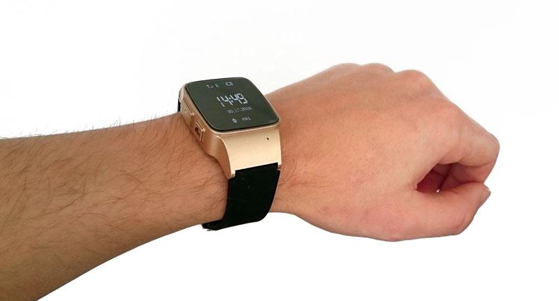 TV-680 Armbanduhr
