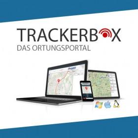 GPS Online-Ortungsportal: Die TrackerBox