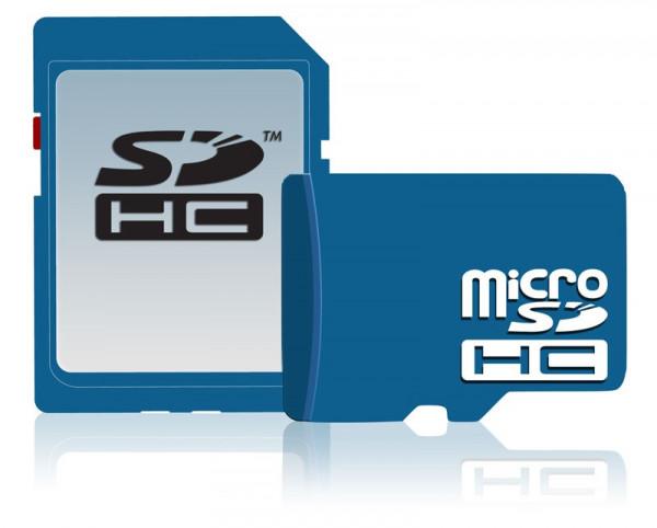 SD-Karte microSD-Karte für Autokameras - 32 - 128 GB