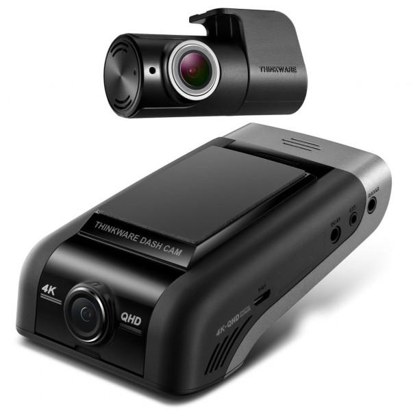 Thinkware U1000 4K UHD 2-Kanal Dashcam mit 2K QHD Heckkamera im Set+Hardwire Kit