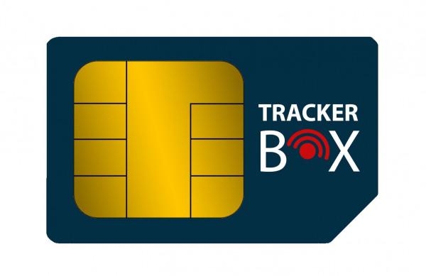 IoT Trackerbox SIM-Karte (Personen- oder Fahrzeugtracker)