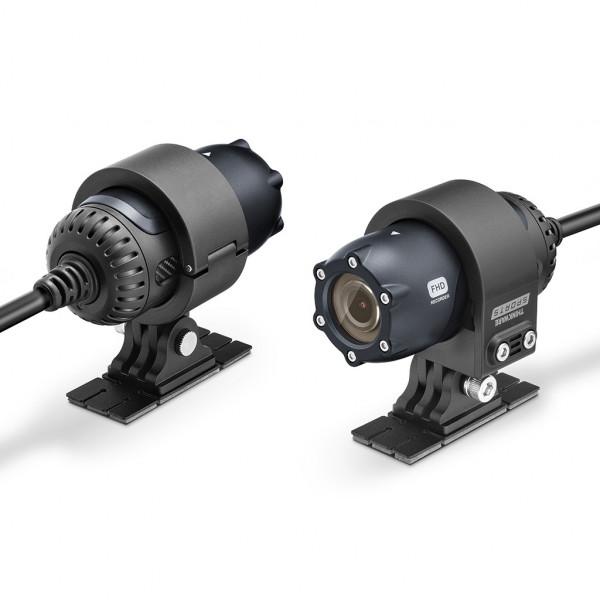 Thinkware M1 Motorsport 2-Kanal Full-HD Kamera mit Heckkamera + Fernbedienung