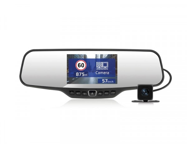 Neoline G-TECH X27 4-in-1 2-Kanal-Dashcam