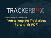 TiProNet - Funktionen Trackerbox