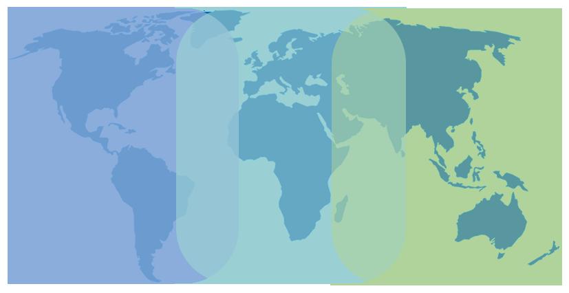 Netzabdeckung Inmarsat
