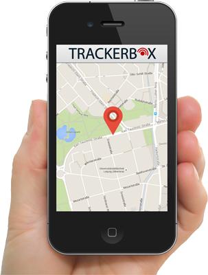 GPS-Ortung von Personen auf dem Smartphone