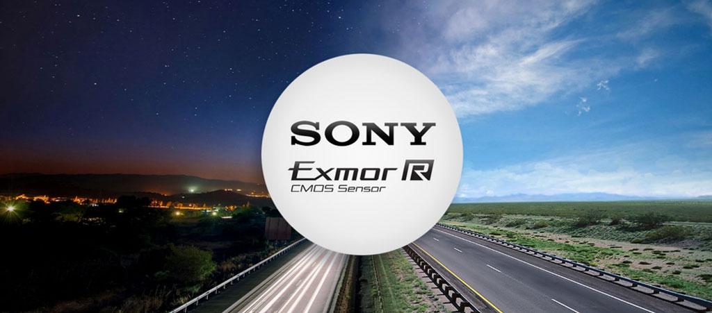 Sony Exmor CMOS Sensor