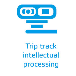 Logo: Trip Track Intellectual Processing
